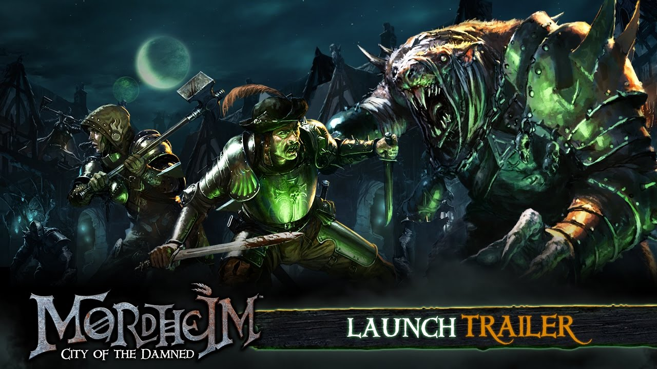 Mordheim: City of the Damned - Consoles Launch Trailer