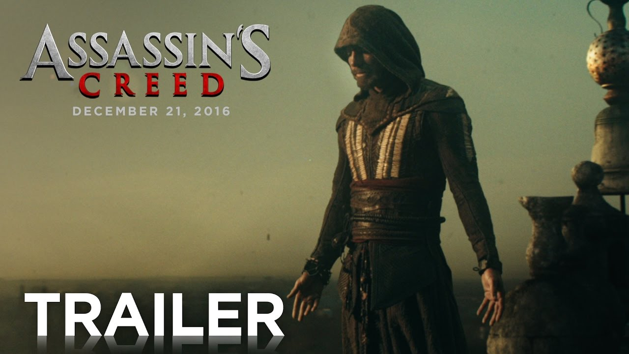 Assassin's Creed | Official Trailer 2 [HD]