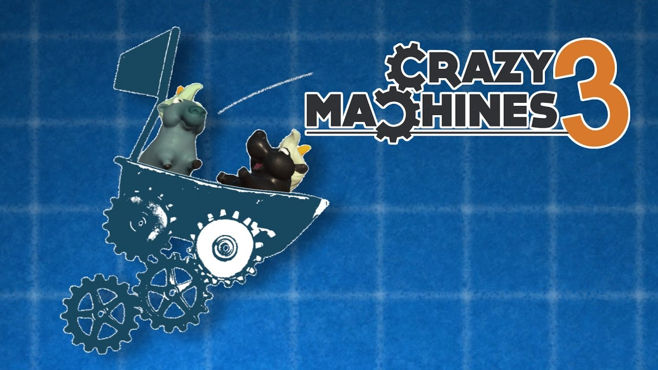 Crazy Machines 3 - Release Trailer