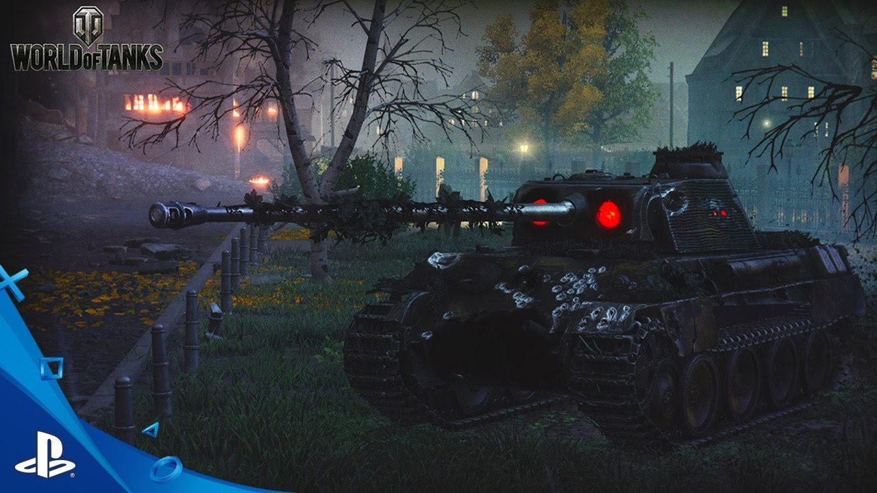 World of Tanks - Monsters Invade Halloween Trailer