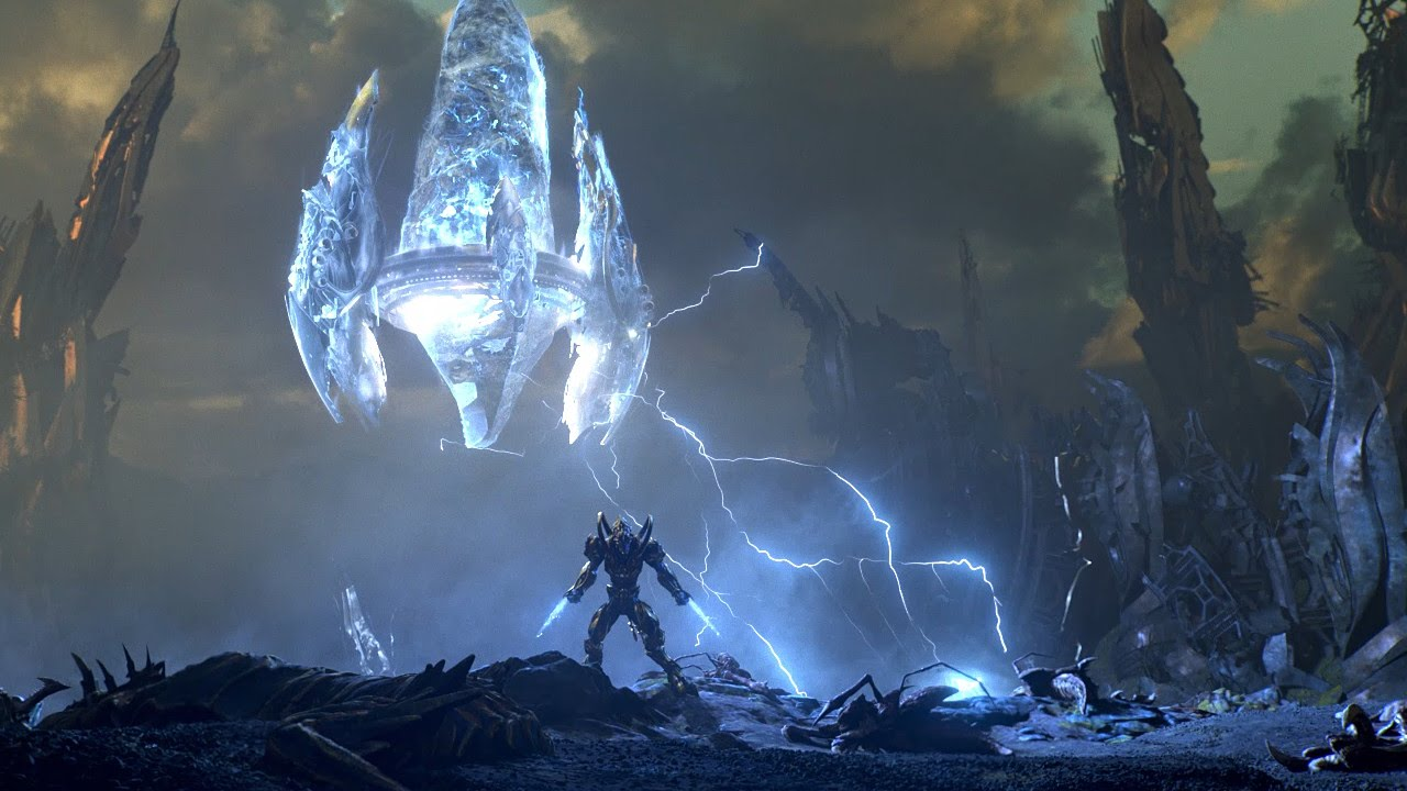 StarCraft II: Legacy of the Void – Cinematic-Intro