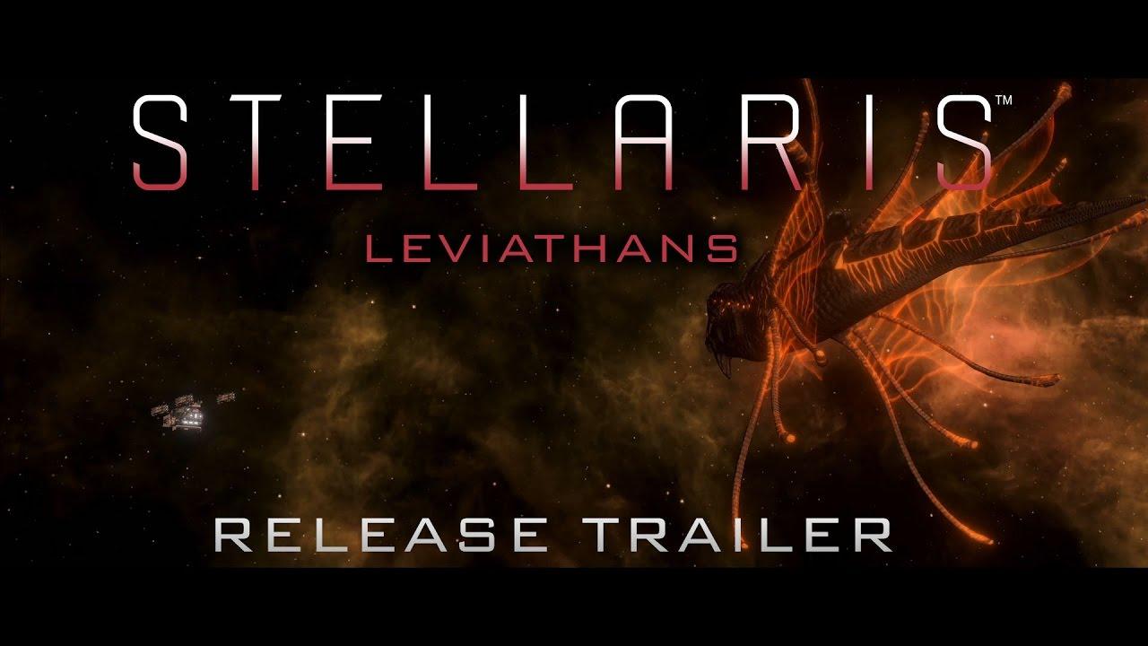 Stellaris: Leviathans Release Trailer