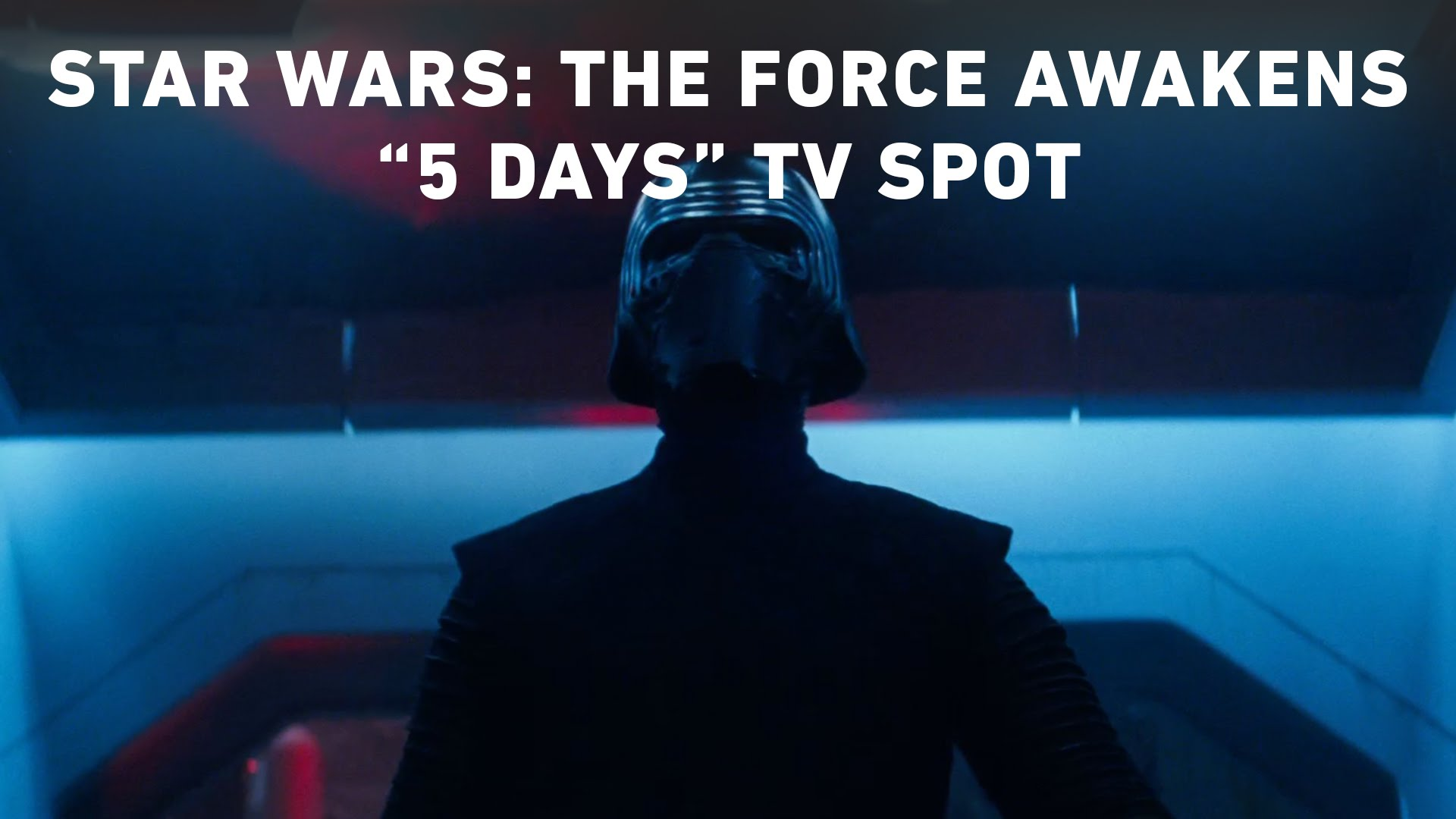 "Star Wars: The Force Awakens ""5 Days"" TV Spot"