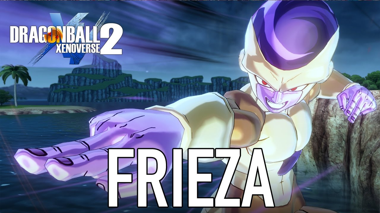 Dragon Ball Xenoverse 2 - Frieza (Gameplay)