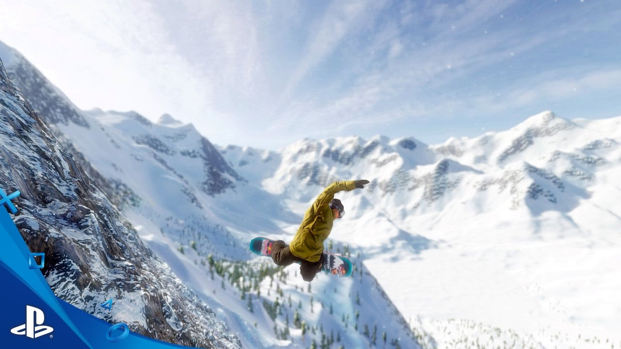 Mark McMorris Infinite Air - Launch Trailer