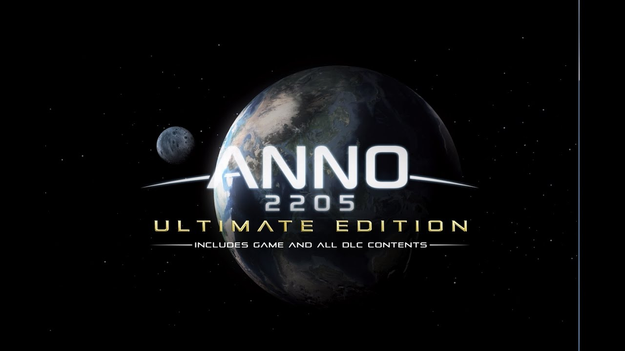 ANNO 2205: ULTIMATE EDITION LAUNCH TRAILER