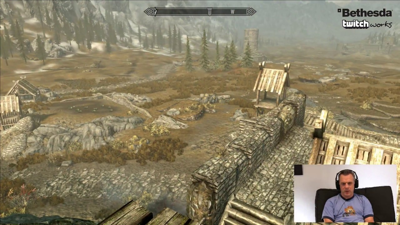 Bethesda Plays: Skyrim Special Edition