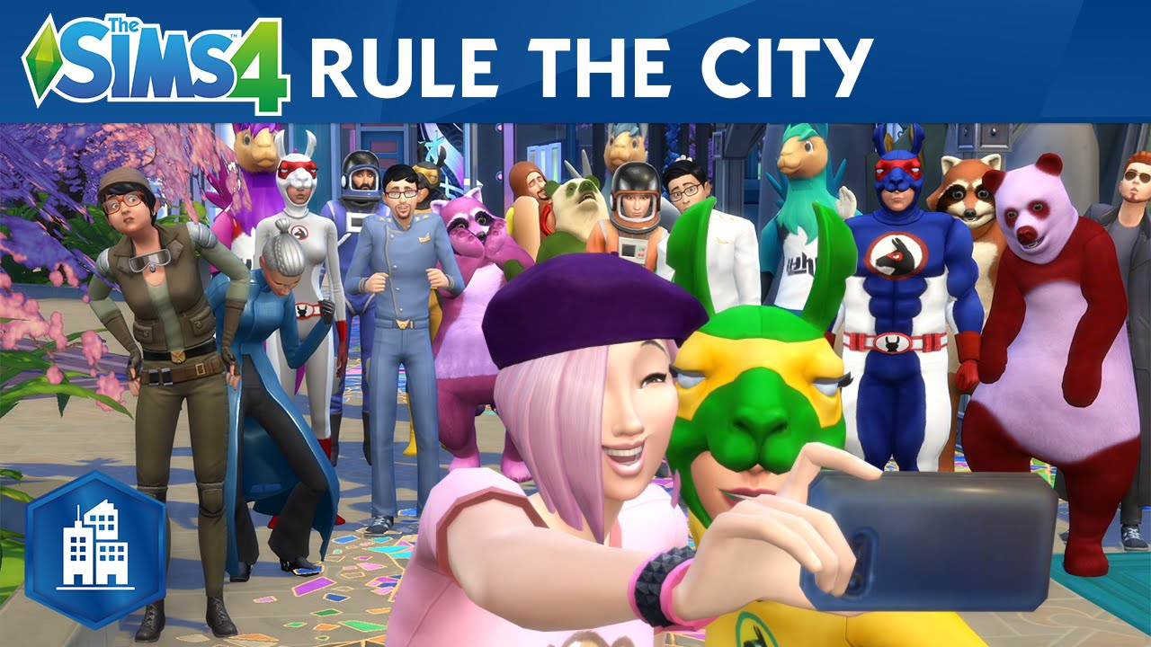 The Sims 4 City Living: Official Launch Trailer