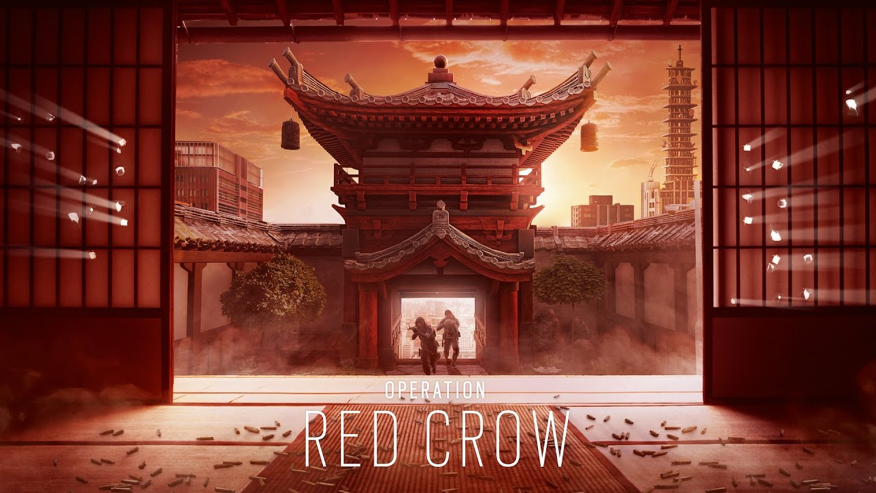 Tom Clancy's Rainbow Six Siege - Teaser Map Red Crow