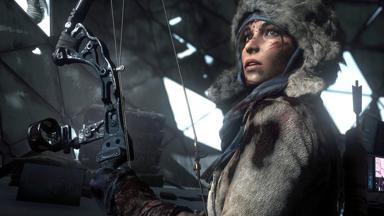Rise of the Tomb Raider: 20 Year Celebration PlayStation 4 Pro Tech Video