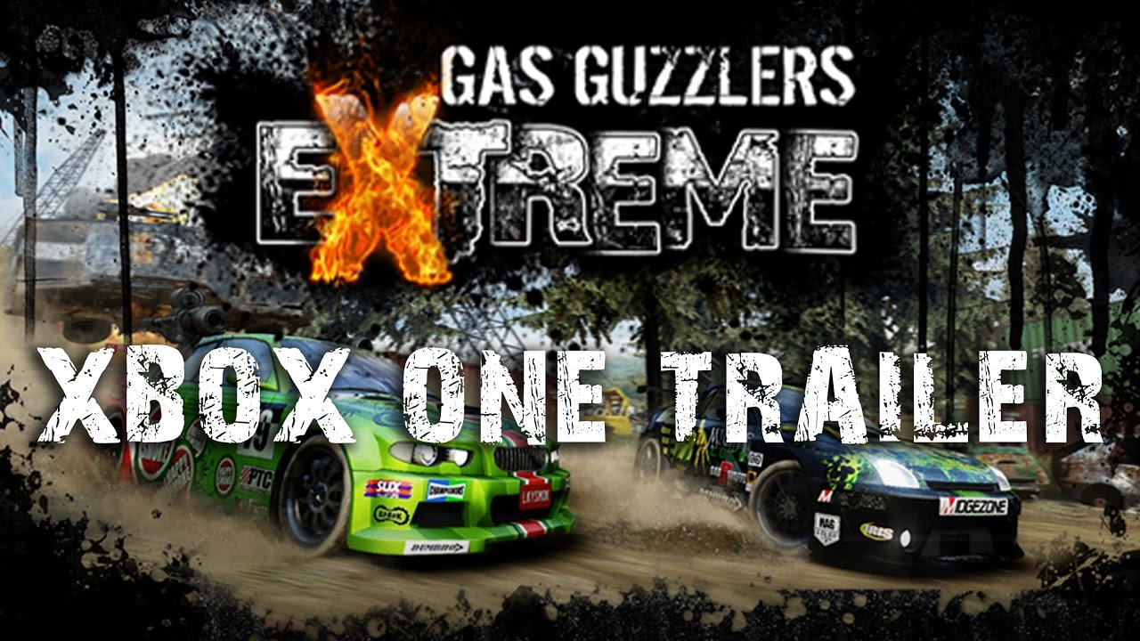 Gas Guzzlers Extreme - Xbox One Trailer