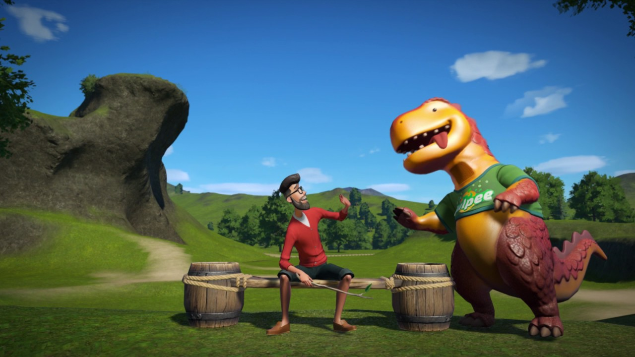 Teaser: Launch Trailer - Planet Coaster