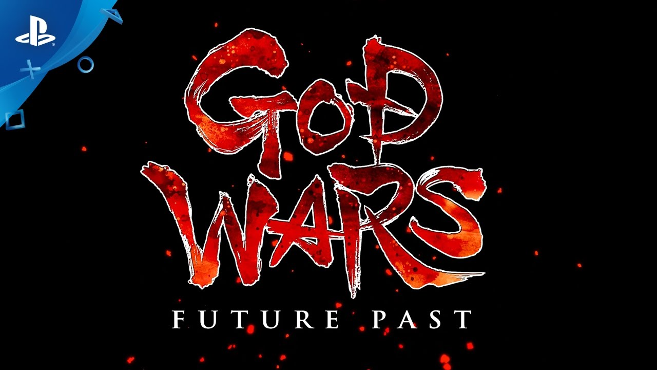 GOD WARS Future Past - Debut Trailer