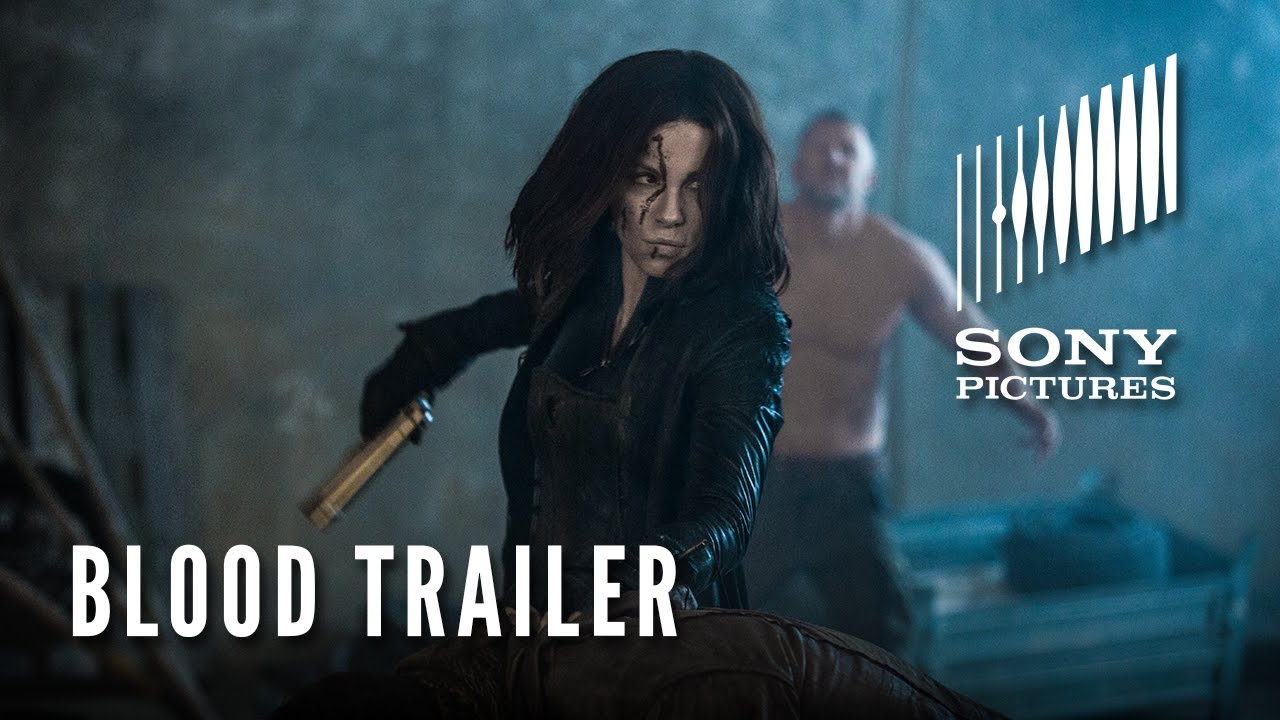 "UNDERWORLD: BLOOD WARS - Official ""Blood"" Trailer (HD)"