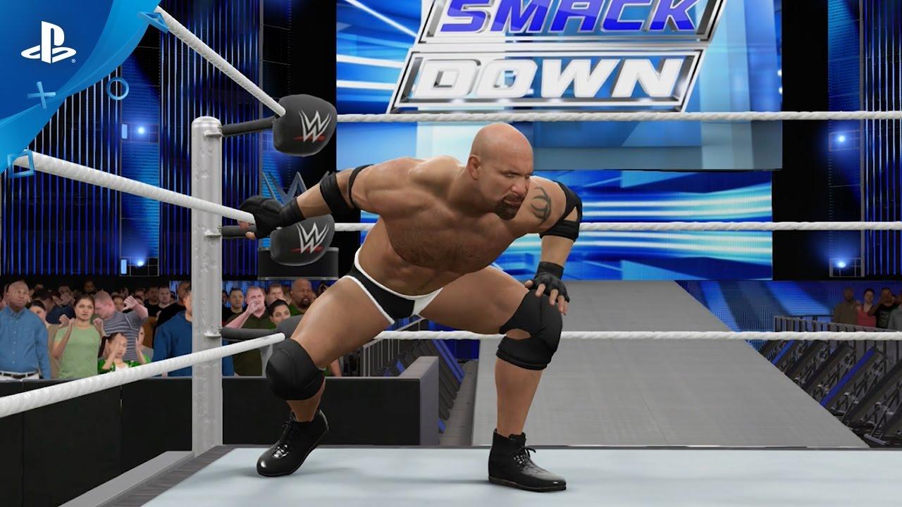WWE 2K17 – Goldberg Pack Trailer