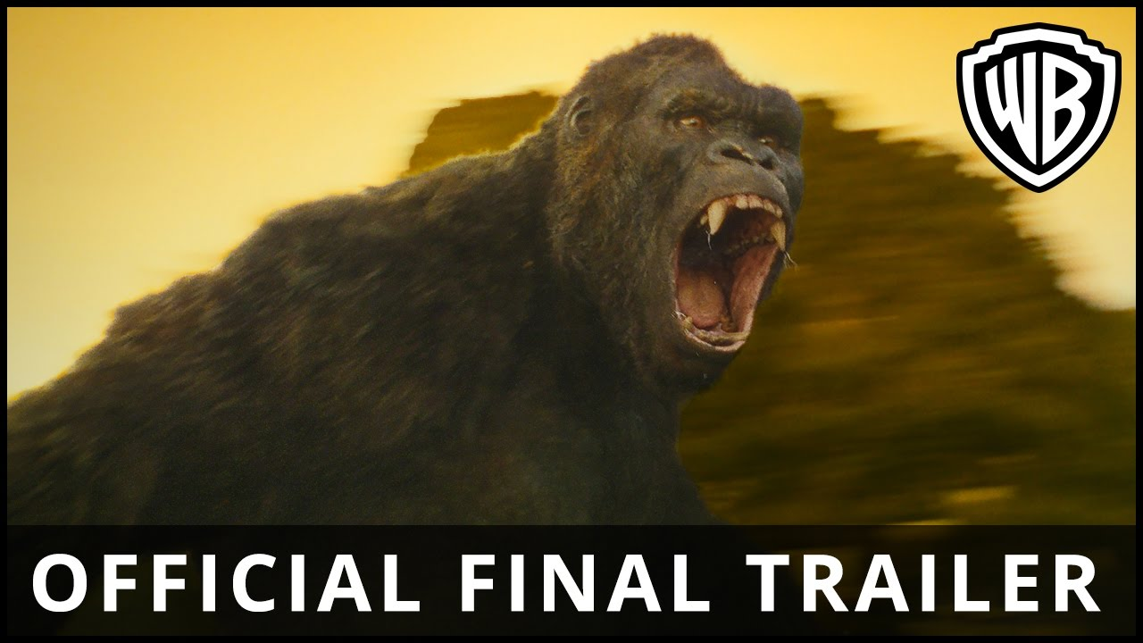 Kong: Skull Island – Official Final Trailer