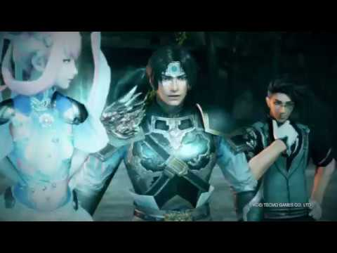 DYNASTY WARRIORS: Godseekers Announcement Trailer