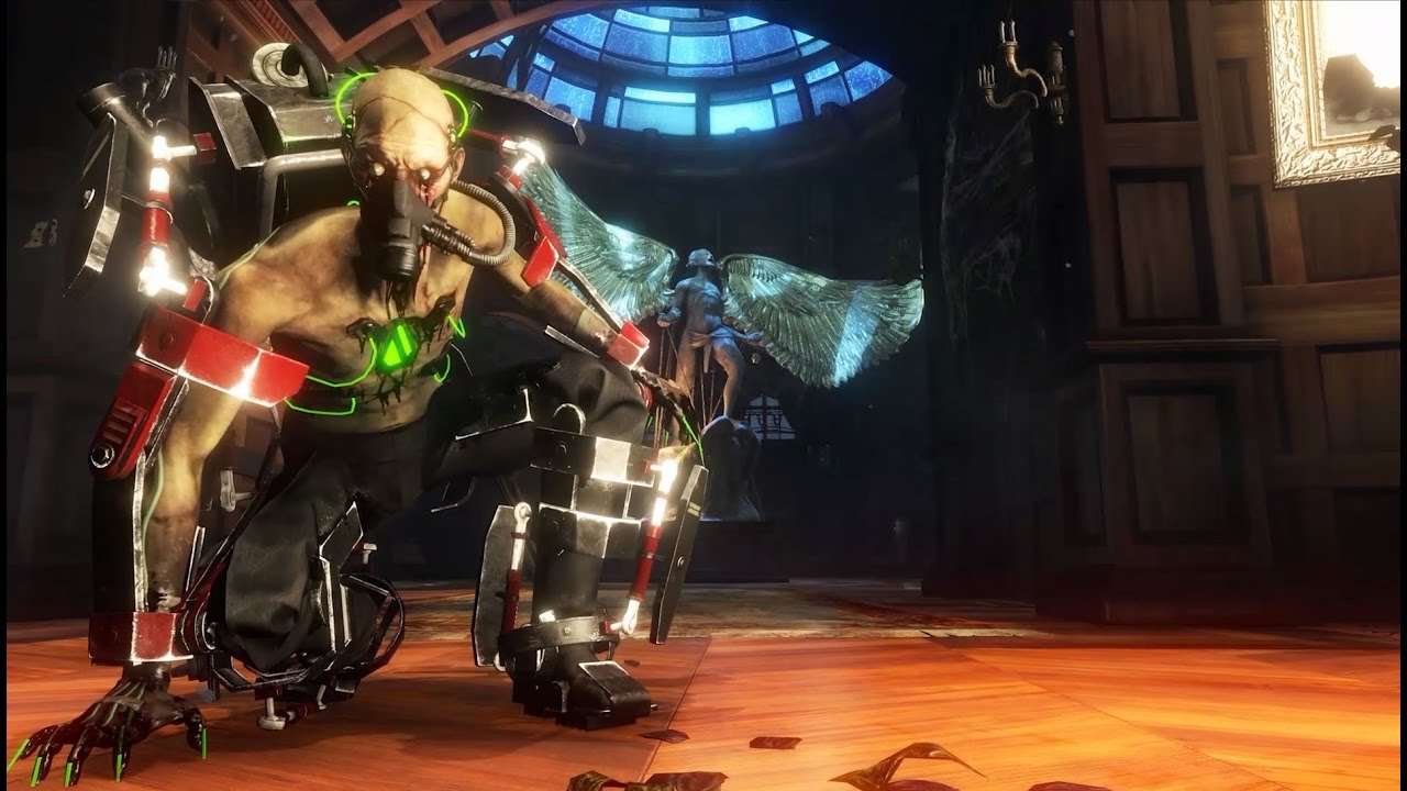 Killing Floor 2 Launch Trailer