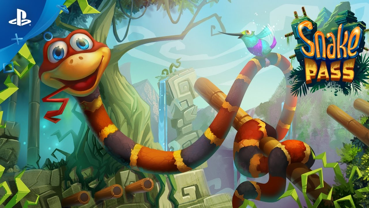 Snake Pass – PlayStation Experience Trailer