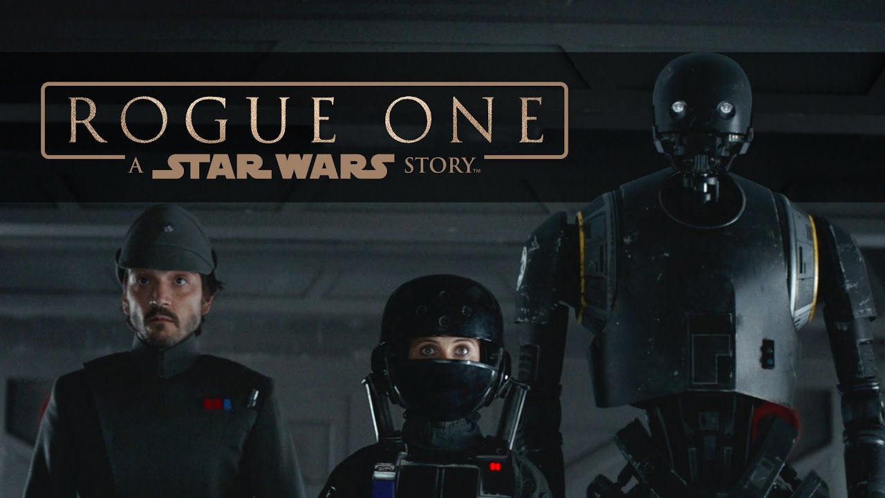 "Rogue One: A Star Wars Story ""Jyn & Cassian"" Extended TV Spot"