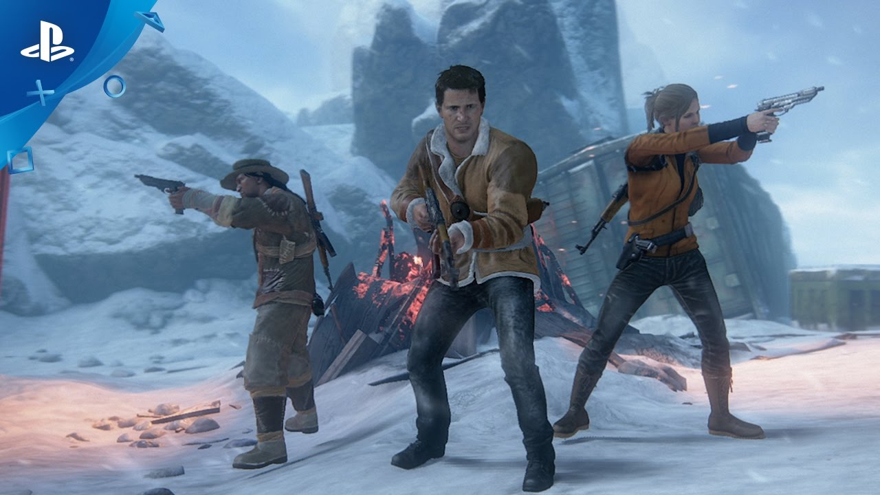 Uncharted 4 - Survival Mode Trailer