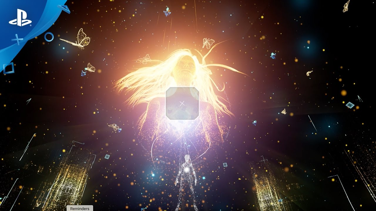 Rez Infinite - Accolades Trailer  PS VR