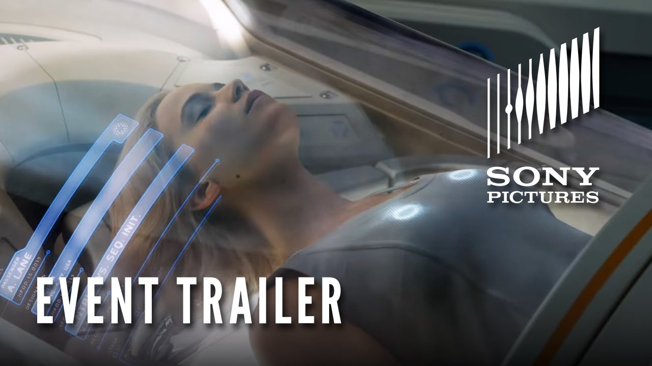 "PASSENGERS - Official ""Event"" Trailer"
