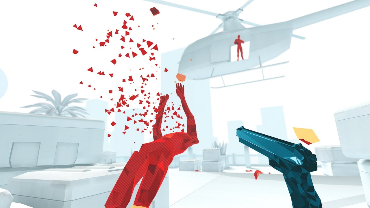 SUPERHOT - Gameplay Teaser