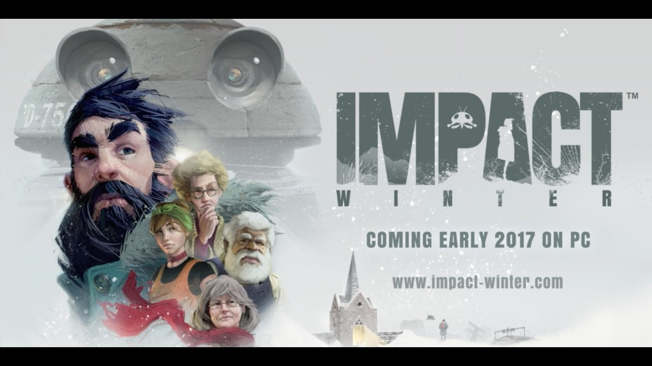 Impact Winter - Announcement Trailer