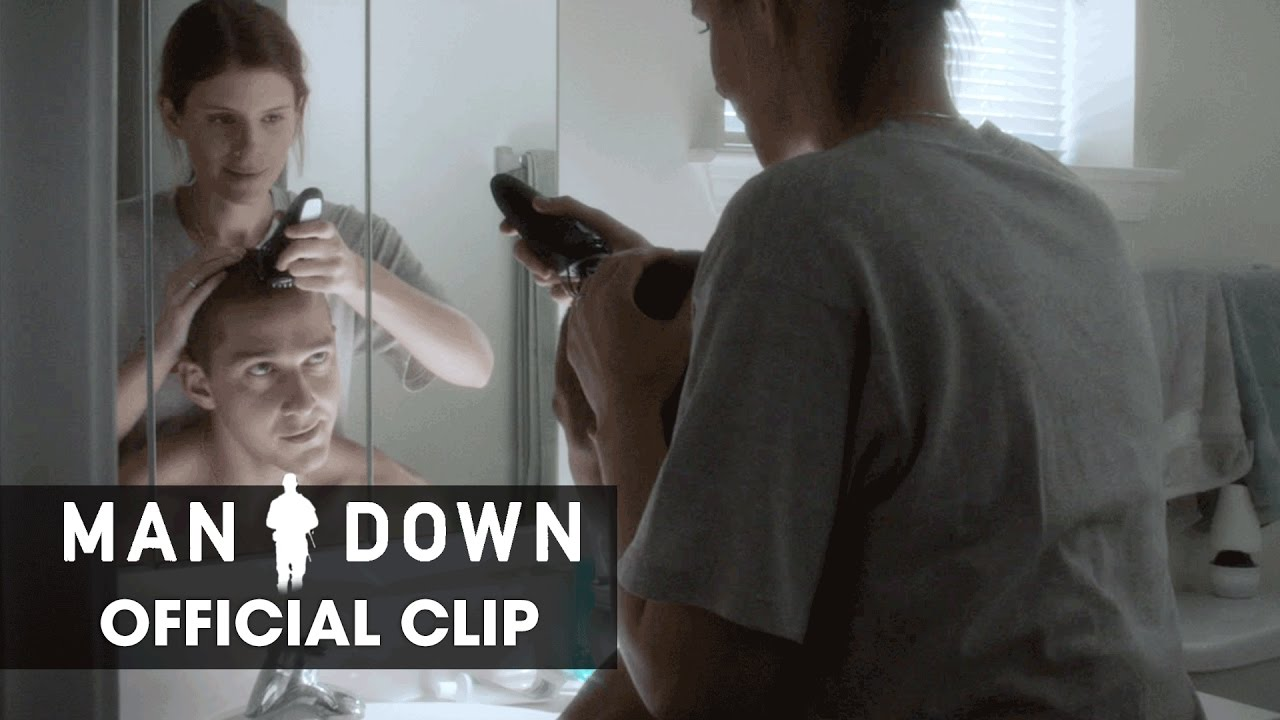 Man Down (2016 Movie) – Official Clip
