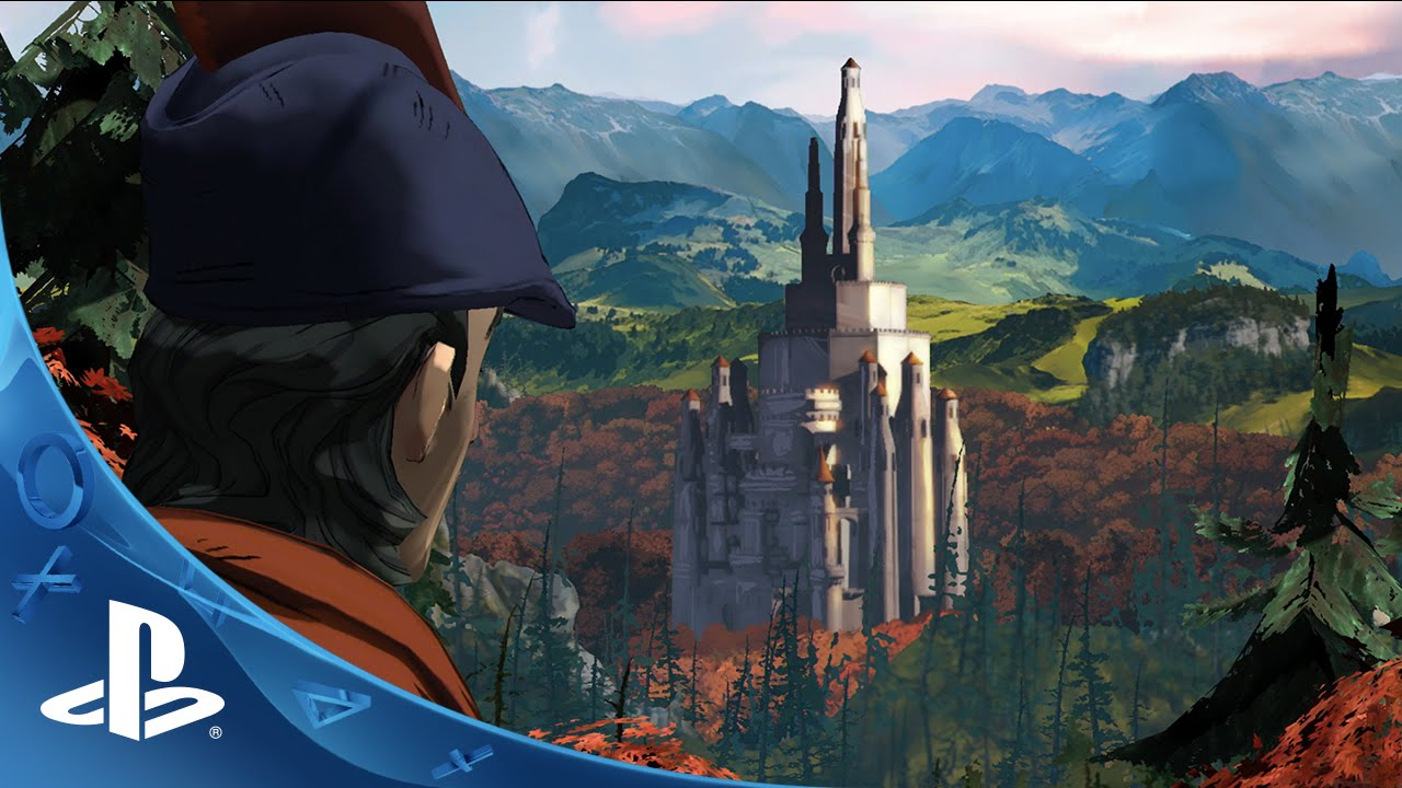 King's Quest - Accolade Trailer | PS4 & PS3