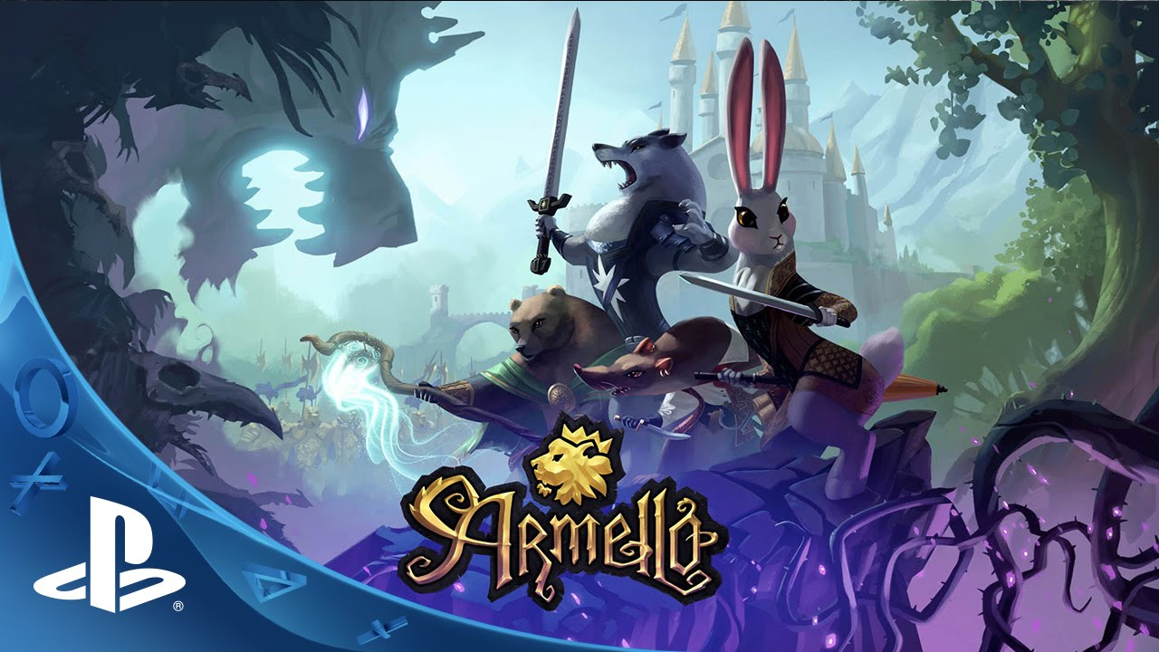 Armello - Debut Trailer | PS4