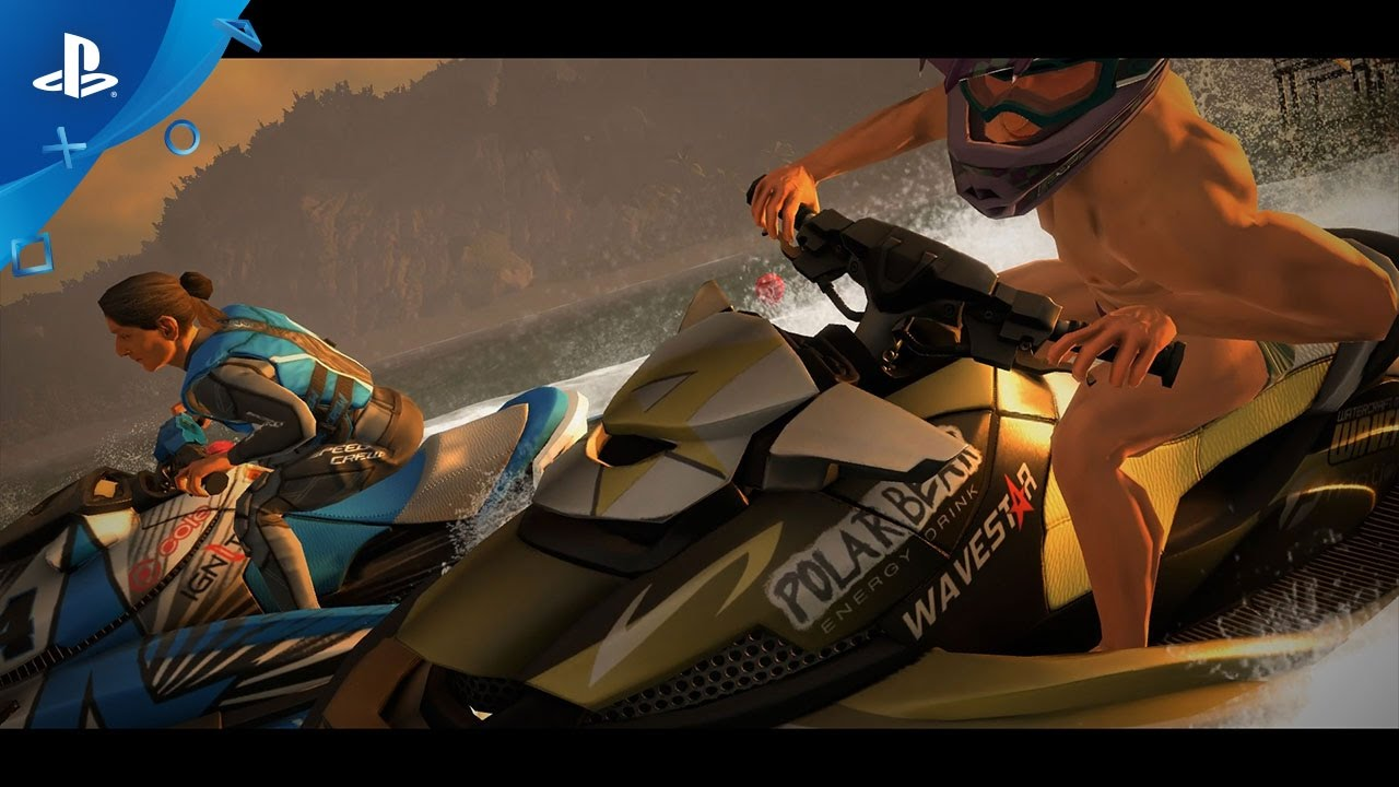 Aqua Moto Racing Utopia – Launch Trailer