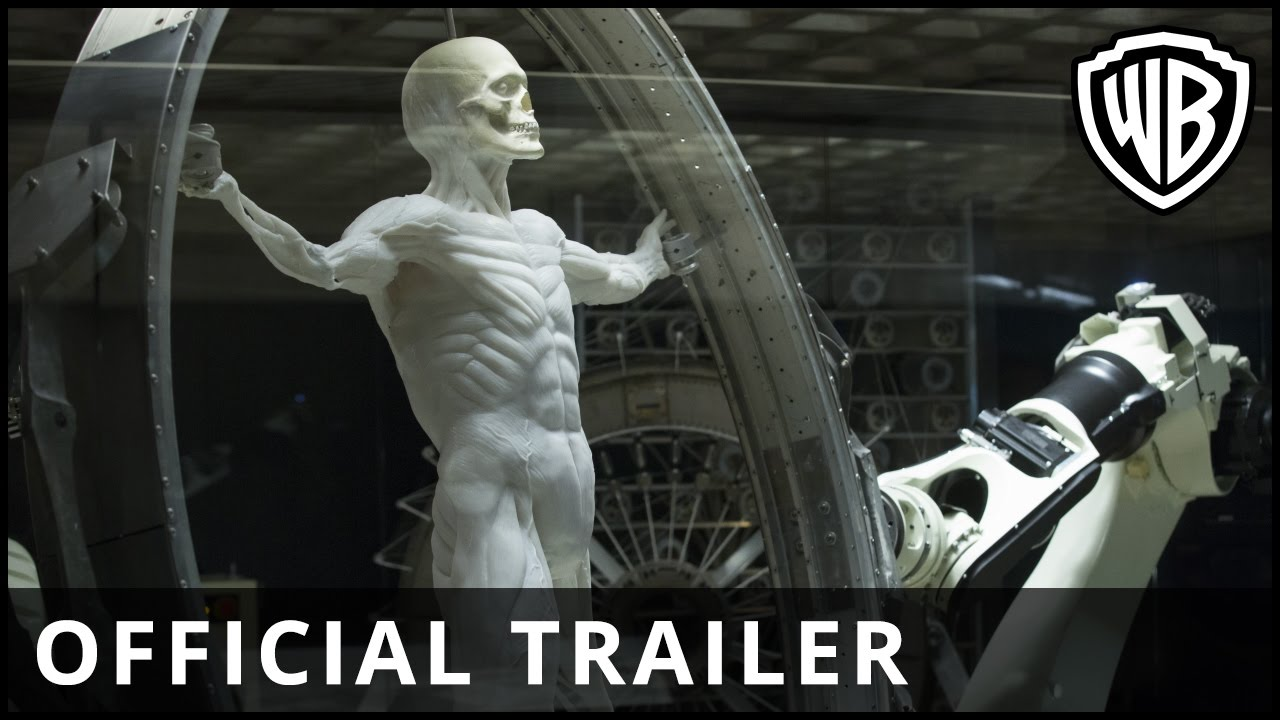 Westworld - Official Trailer