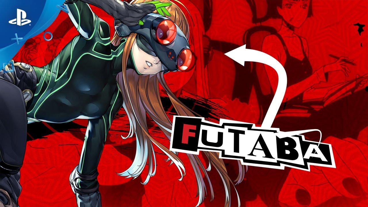 Persona 5: Futaba Trailer