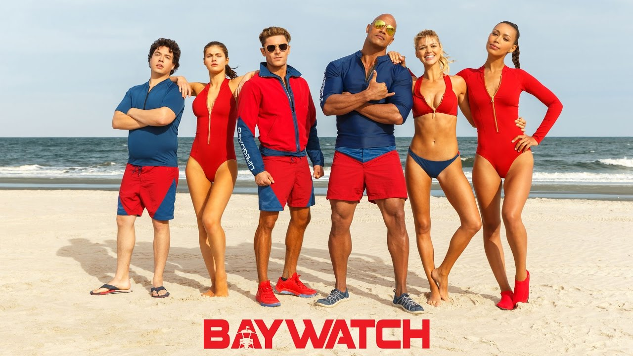 Baywatch | Trailer #1