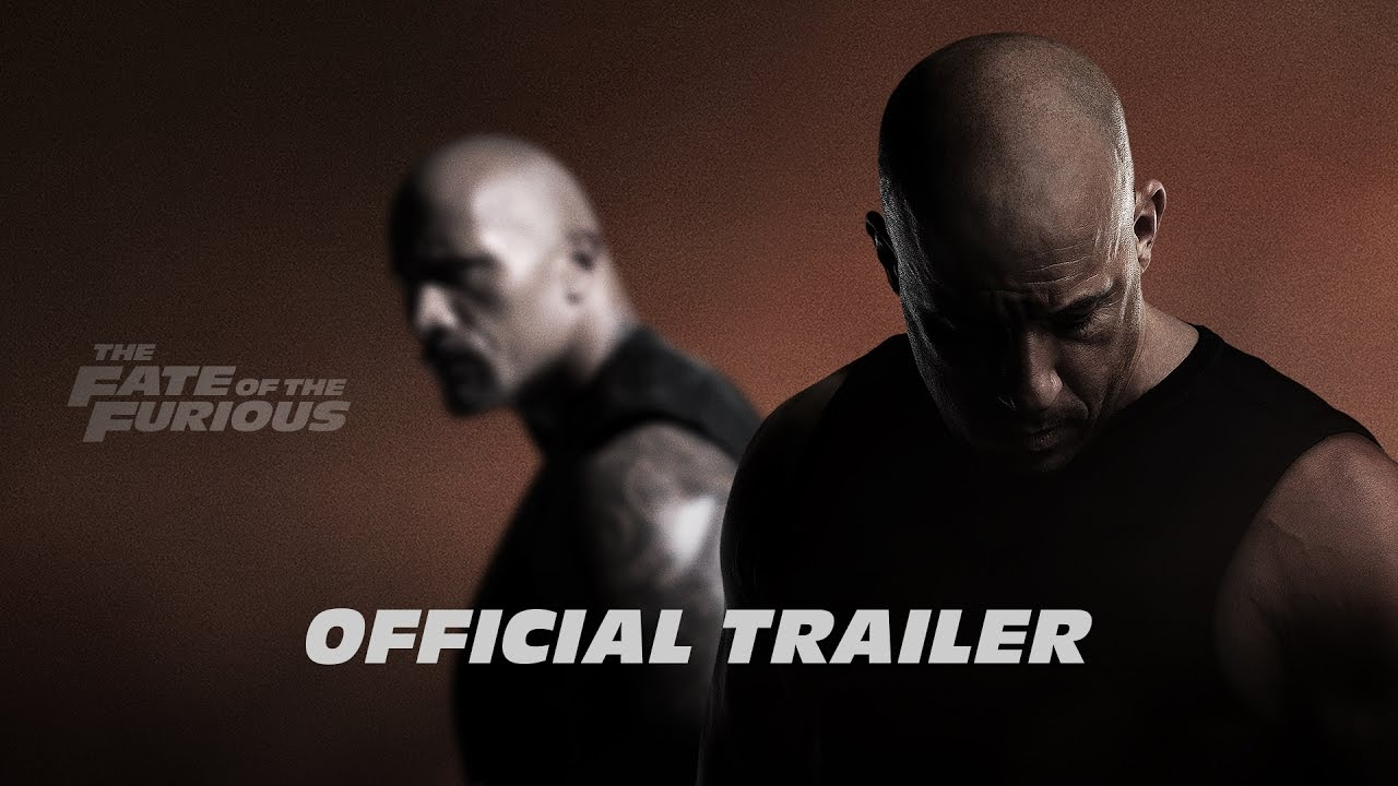 The Fate of the Furious - Official Trailer - #F8 (HD)