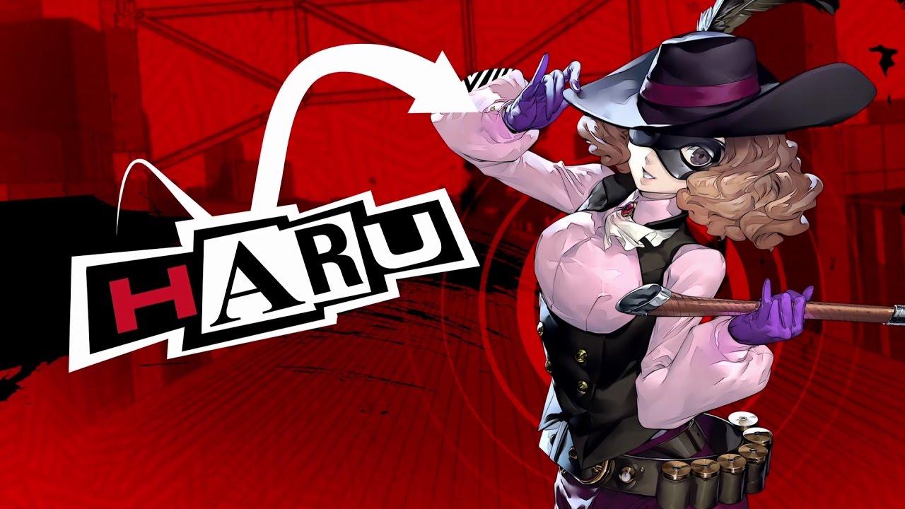 Persona 5: Haru Character Trailer