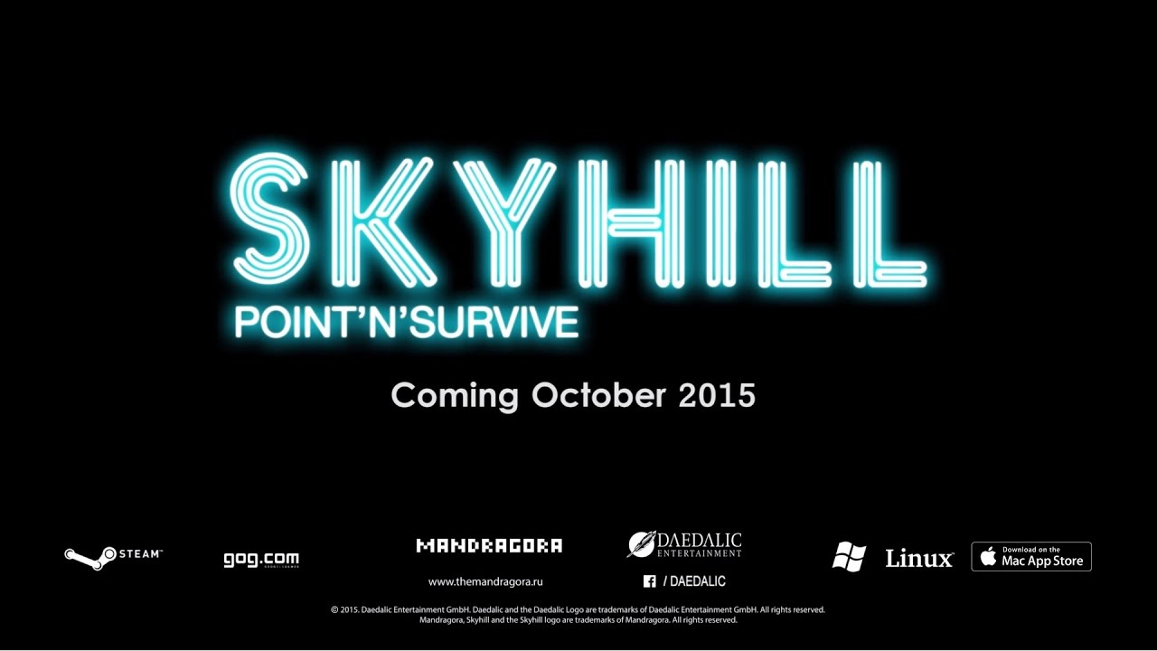 Skyhill Release Trailer Android