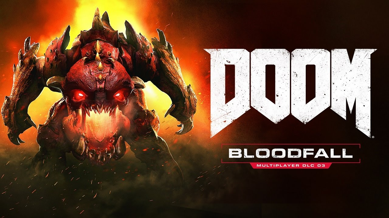 DOOM – Bloodfall Now Available