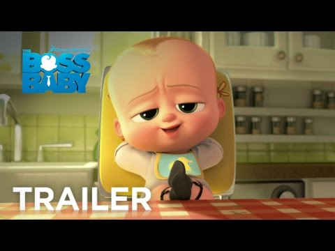 The Boss Baby | Official HD Trailer #2