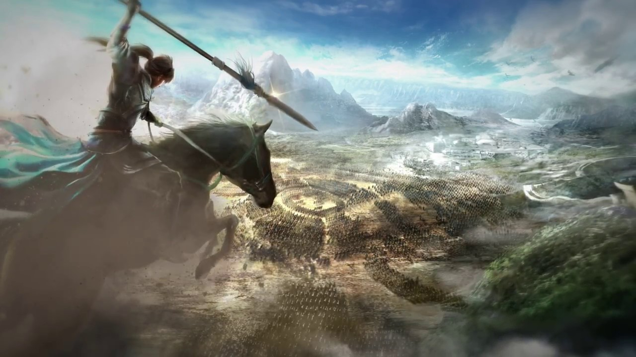 Dynasty Warriors 9 - Announcement