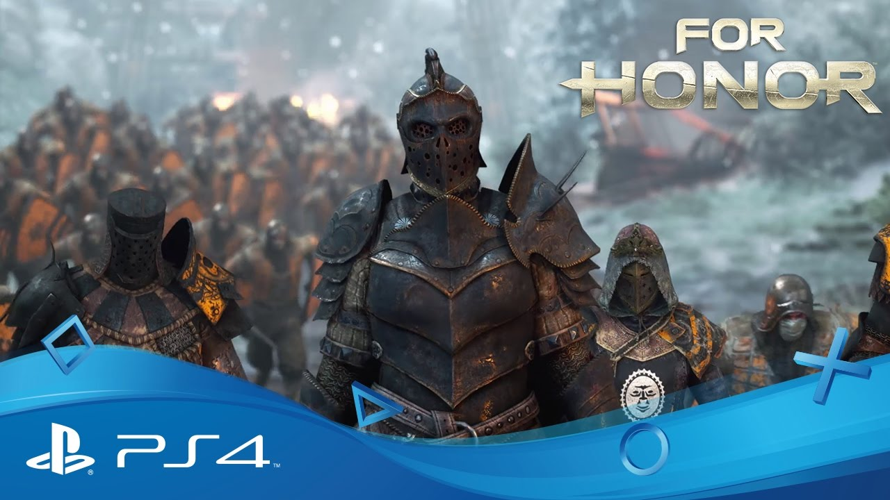 For Honor | Story trailer