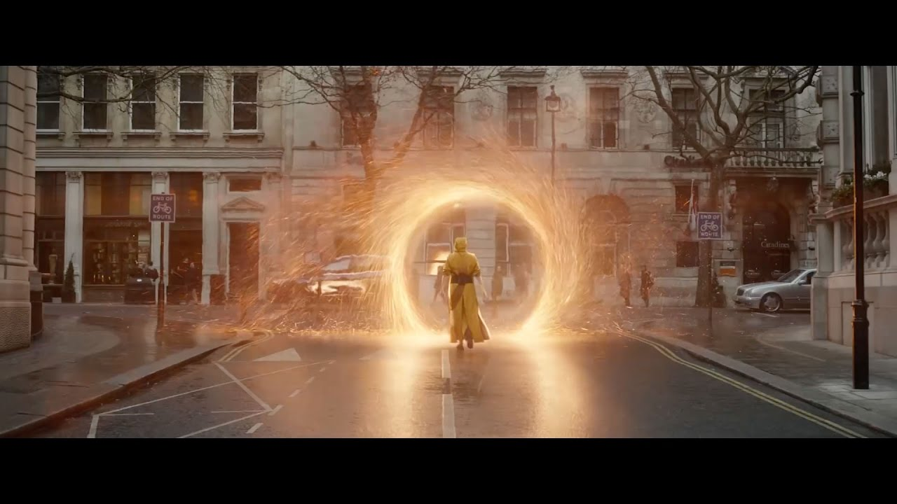 The Science of Doctor Strange