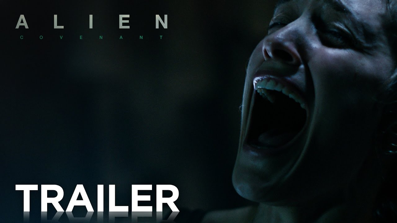 Alien: Covenant | Official HD Trailer #1