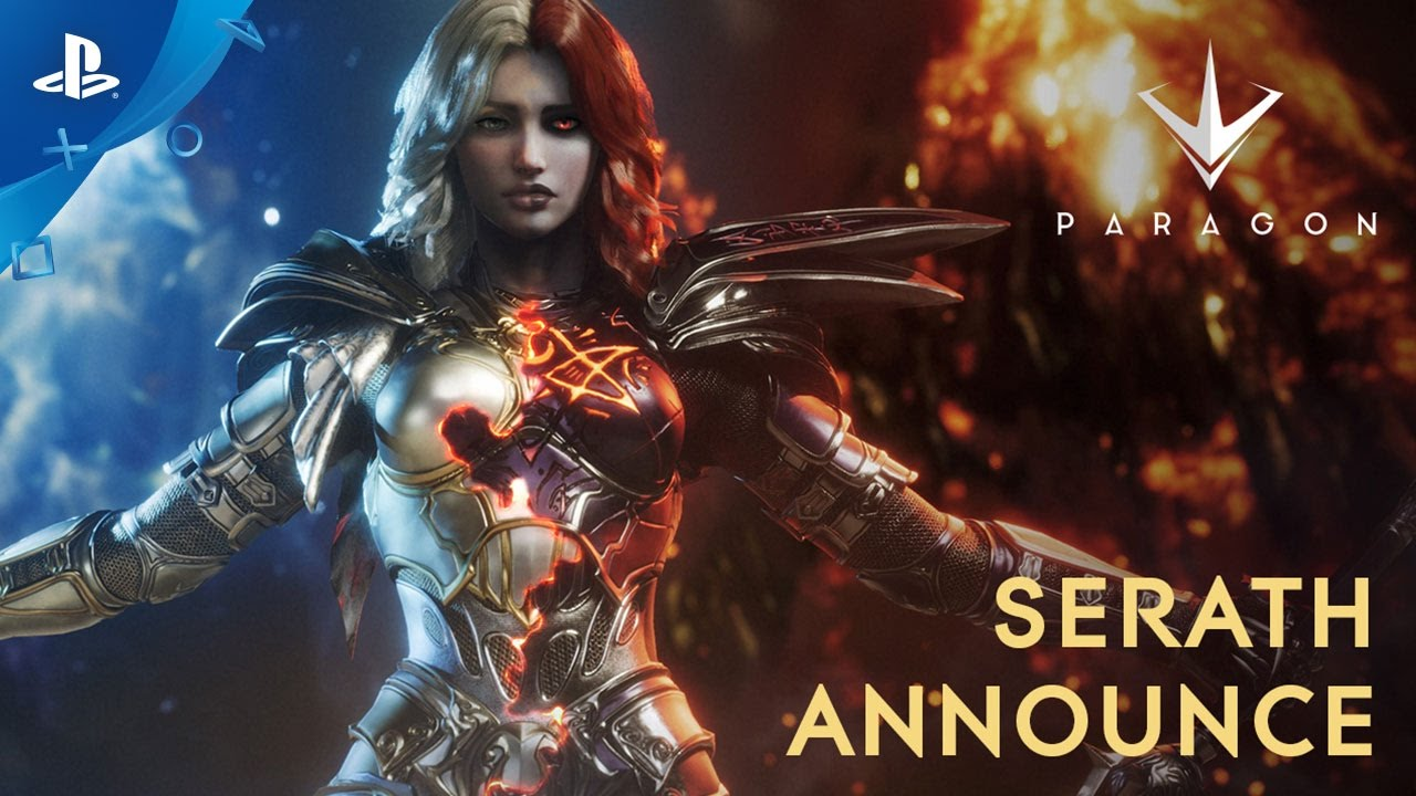 Paragon - Serath Announce Trailer