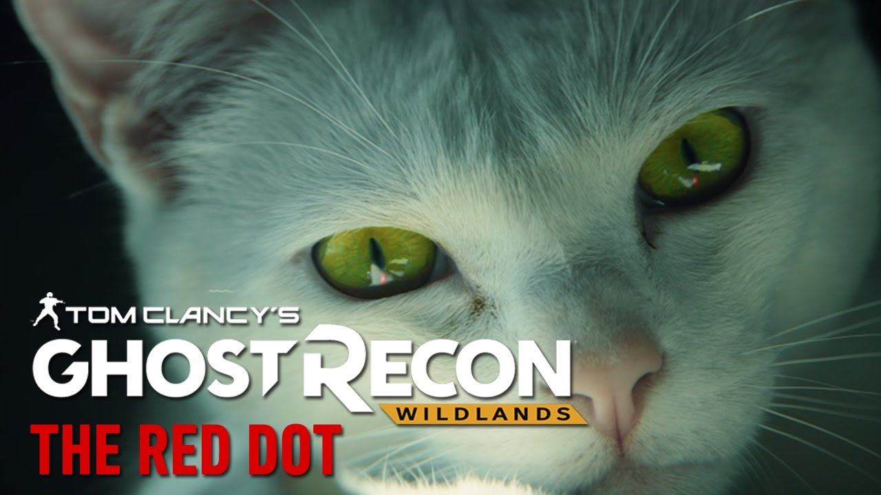 Tom Clancy's Ghost Recon Wildlands - The Red Dot Live action trailer