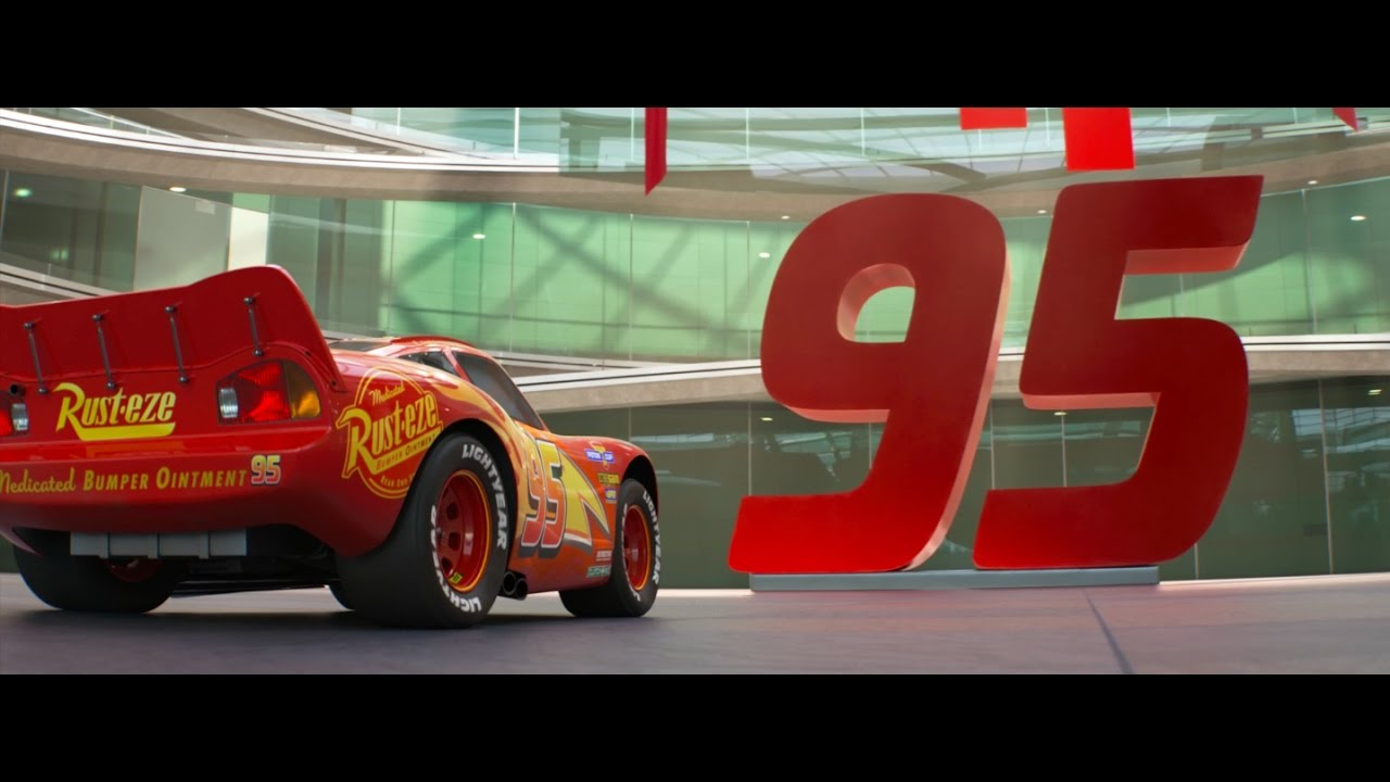 Cars 3 Extended Sneak Peek
