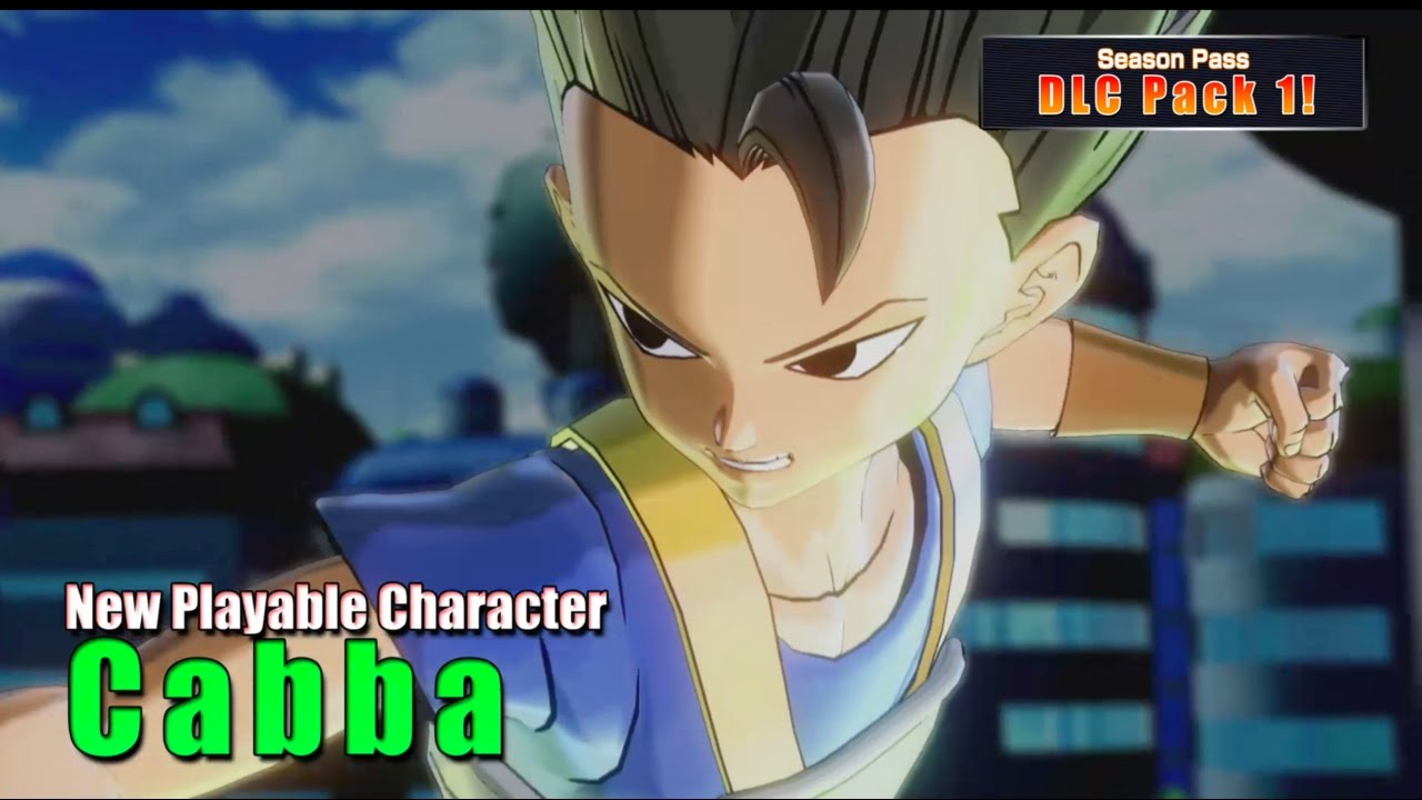 Dragon Ball XENOVERSE 2 - DB Super Pack 1 Trailer