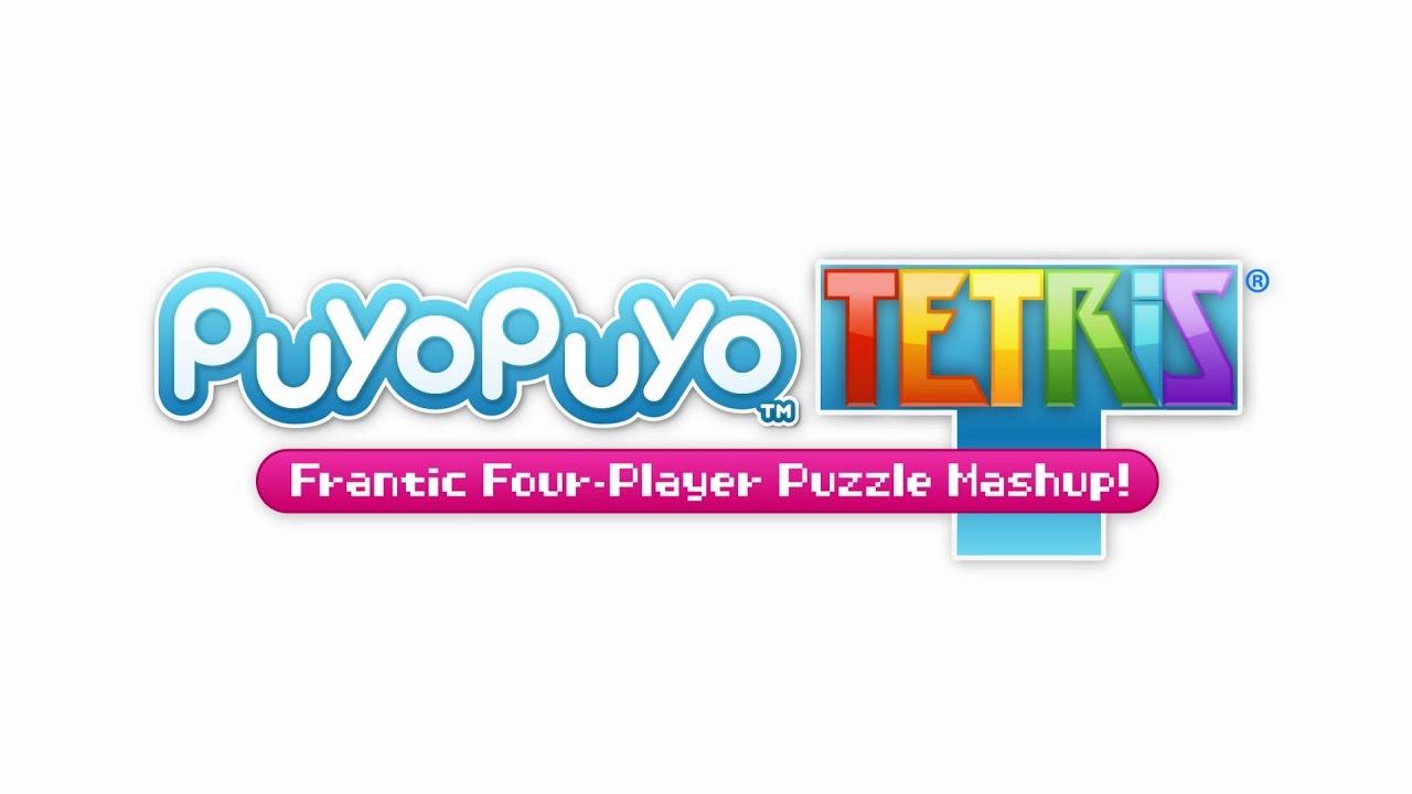 Puyo Puyo Tetris Teaser Trailer